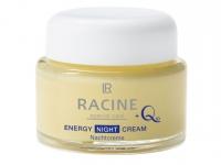 Питательный ночной крем для лица Q10 Racine