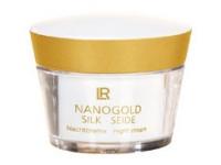 Дневной крем для лица Nanogold Silk